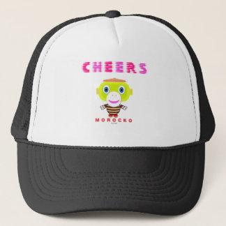 Cheers-Cute Monkey-Morocko Trucker Hat