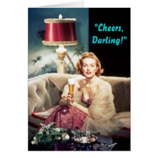 Cheers, Darling card