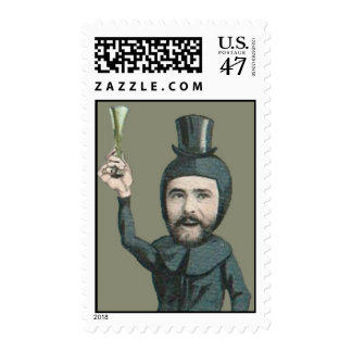 Cheers from a Merry Man Postage