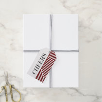 Cheers Gift Tags with twine
