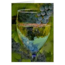 Cheers Happy Birthday Wine Card! Card