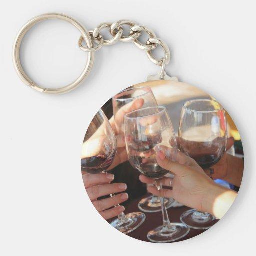 Cheers Keychain