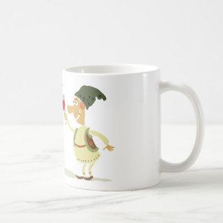 Cheers! Classic White Coffee Mug
