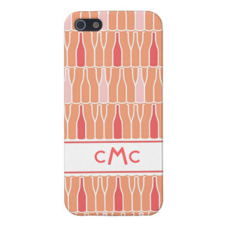 Cheers Orange & Pink iPhone 5 Case