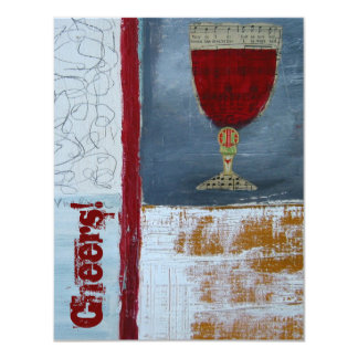 Cheers Party Invitation