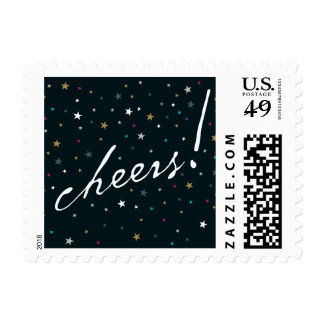 Cheers! Postage Stamps