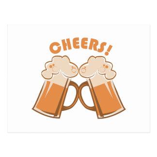 Cheers! Postcard