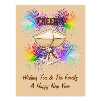 Cheers Postcard