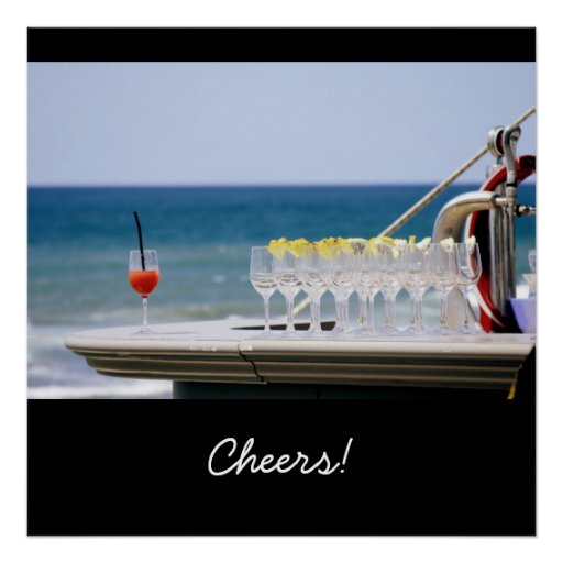 Cheers! Poster