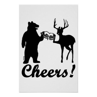 Cheers ! poster