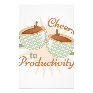 Cheers Productivity Stationery