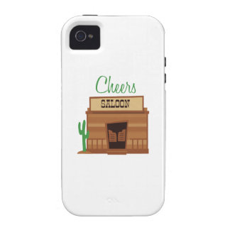 Cheers Saloon Vibe iPhone 4 Case