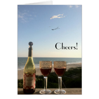 Cheers! Stationery Note Card