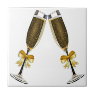 CHEERS SMALL SQUARE TILE