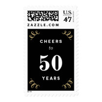 Cheers to 50 Years Postage