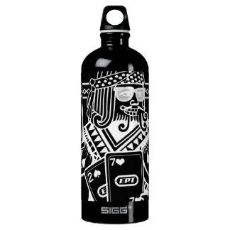 CHEERS TO EASTERN POKER TOUR ALUMINUM WATER BOTTLE
