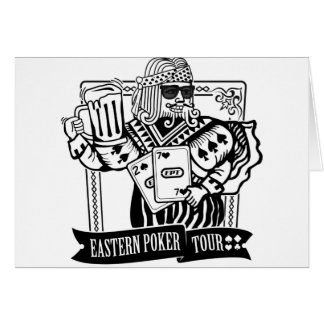 CHEERS TO EASTERN POKER TOUR CARD