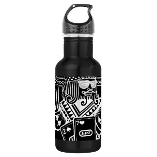 CHEERS TO EASTERN POKER TOUR STAINLESS STEEL WATER BOTTLE