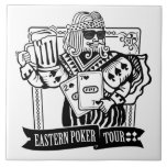 CHEERS TO EASTERN POKER TOUR TILES