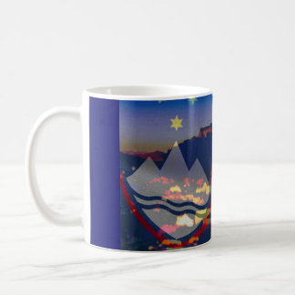 Cheers to Slovenia! Coffee Mug
