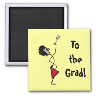 Cheers to the Graduate Magnet