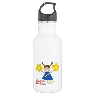 Cheertastic Cheerleaders 18oz Water Bottle
