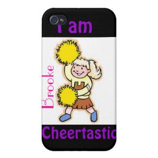 Cheertastic iPhone 4/4S Carcasas