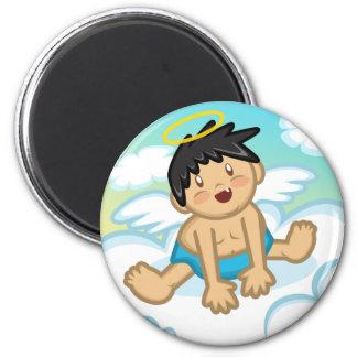 Cheery Baby Boy: Angel 2 Magnet