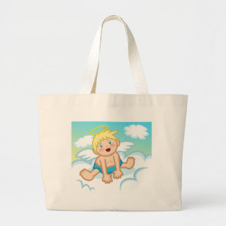 Cheery Baby Boy: Angel Bag