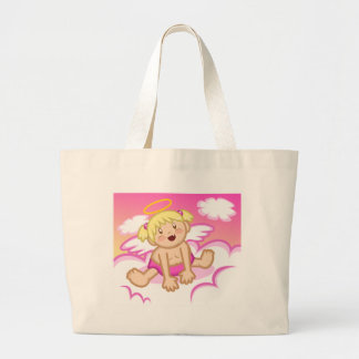 Cheery Baby Girl: Angel Bag