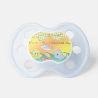Cheery Baby Sea Creatures Baby Shower BooginHead Pacifier