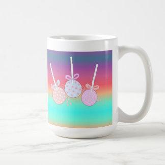 Cheery Cake Pops Coffee Mug