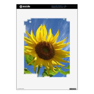 Cheery Sunflower iPad 2 Decals