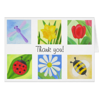Cheery Thank You card