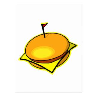 Cheesburger! Postcard