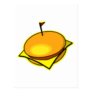 ¡Cheesburger! Postal