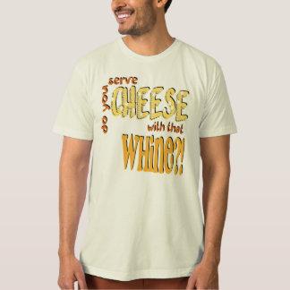 Cheese -  American Apparel Organic T-Shirt