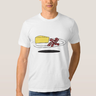 Cheese and Bacon T-Shirt