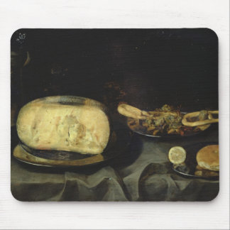 Cheese and Dry Dessert Mouse Pad