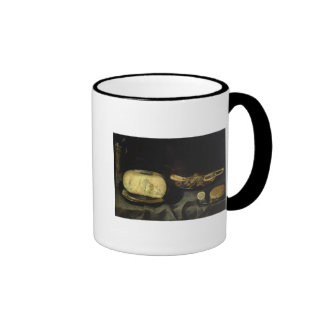Cheese and Dry Dessert Ringer Coffee Mug