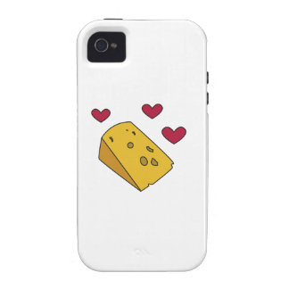 Cheese and Kisses Cockney Rhyming Slang Gift iPhone 4 Cover