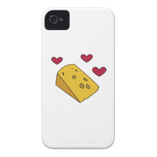 Cheese and Kisses Cockney Rhyming Slang Gift iPhone 4 Case-Mate Case