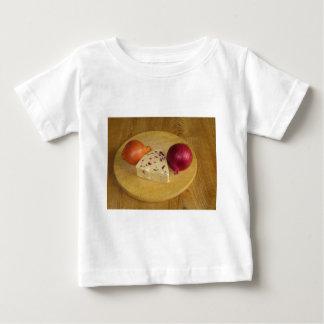 Cheese and onion tshirts