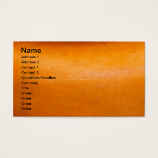 Cheese Background Business Card