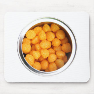 Cheese Balls Mouse Pad