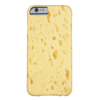 Cheese Barely There iPhone 6 Case