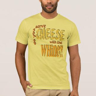 Cheese -  Basic American Apparel T-Shirt