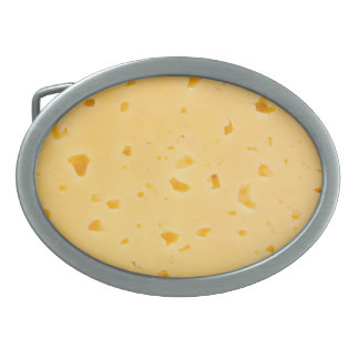 Cheese Belt Buckles