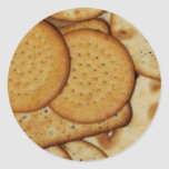 Cheese Biscuits Stickers