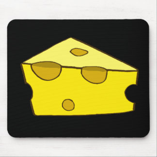 CHEESE CHEESE MOUSE MATS